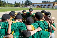 7801 Baseball v Life-Chr Seniors Night 050113