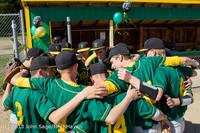 7804 Baseball v Life-Chr Seniors Night 050113