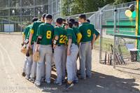 7829 Baseball v Life-Chr Seniors Night 050113