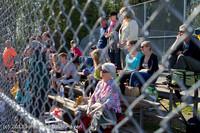 8501 Baseball v Life-Chr Seniors Night 050113