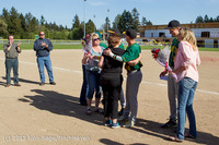 8600 Baseball v Life-Chr Seniors Night 050113