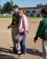 8608 Baseball v Life-Chr Seniors Night 050113