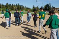 8617 Baseball v Life-Chr Seniors Night 050113
