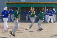 9220 Baseball v Life-Chr Seniors Night 050113