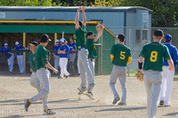 9225 Baseball v Life-Chr Seniors Night 050113