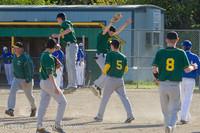 9227 Baseball v Life-Chr Seniors Night 050113