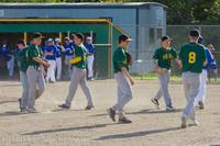 9231 Baseball v Life-Chr Seniors Night 050113