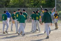 9236 Baseball v Life-Chr Seniors Night 050113