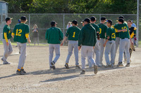 9239 Baseball v Life-Chr Seniors Night 050113
