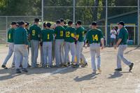 9253 Baseball v Life-Chr Seniors Night 050113