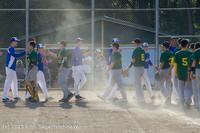 9276 Baseball v Life-Chr Seniors Night 050113