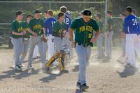 9310 Baseball v Life-Chr Seniors Night 050113