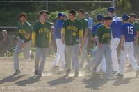 9322 Baseball v Life-Chr Seniors Night 050113