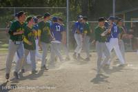 9326 Baseball v Life-Chr Seniors Night 050113