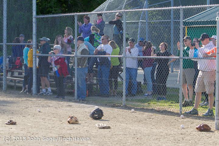 9330 Baseball v Life-Chr Seniors Night 050113