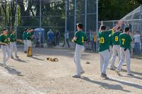 9344 Baseball v Life-Chr Seniors Night 050113