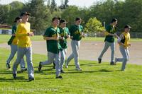 9387 Baseball v Life-Chr Seniors Night 050113