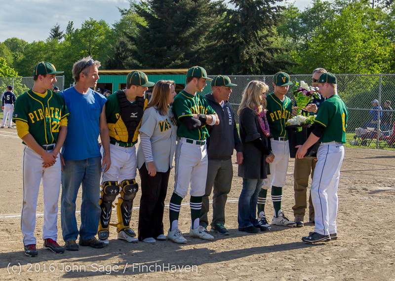 17944 VIHS Baseball Seniors Night 2016 042916