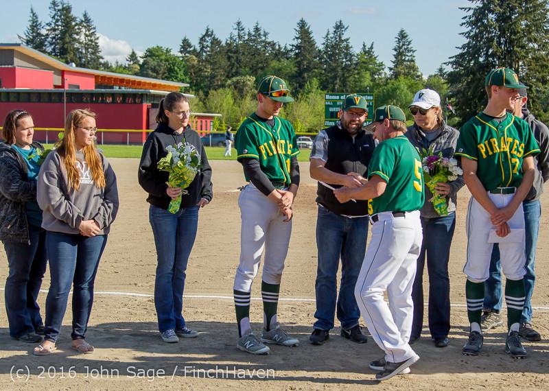 18056 VIHS Baseball Seniors Night 2016 042916