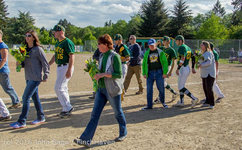 18148 VIHS Baseball Seniors Night 2016 042916