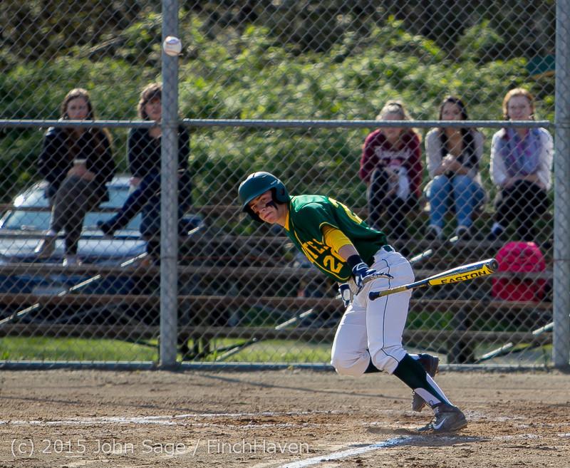 2340 Baseball v Belle-Chr 040215