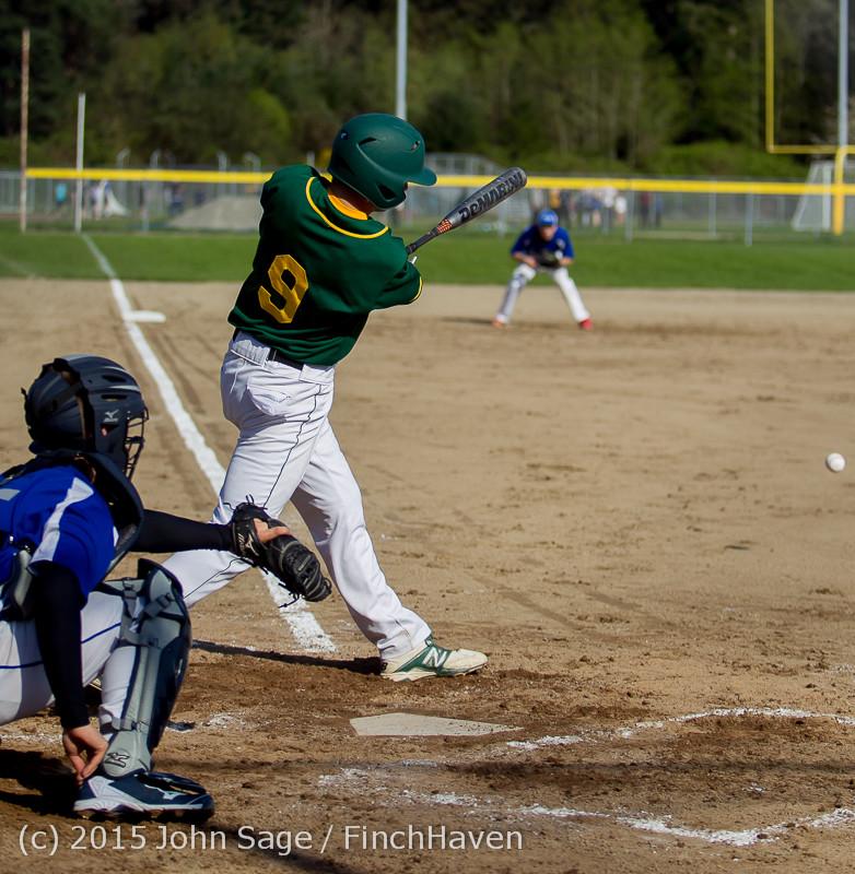2510 Baseball v Belle-Chr 040215