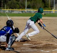 2515 Baseball v Belle-Chr 040215