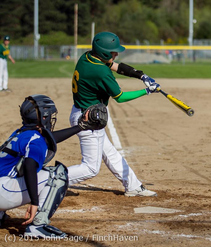 2521 Baseball v Belle-Chr 040215