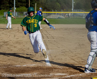 2546 Baseball v Belle-Chr 040215