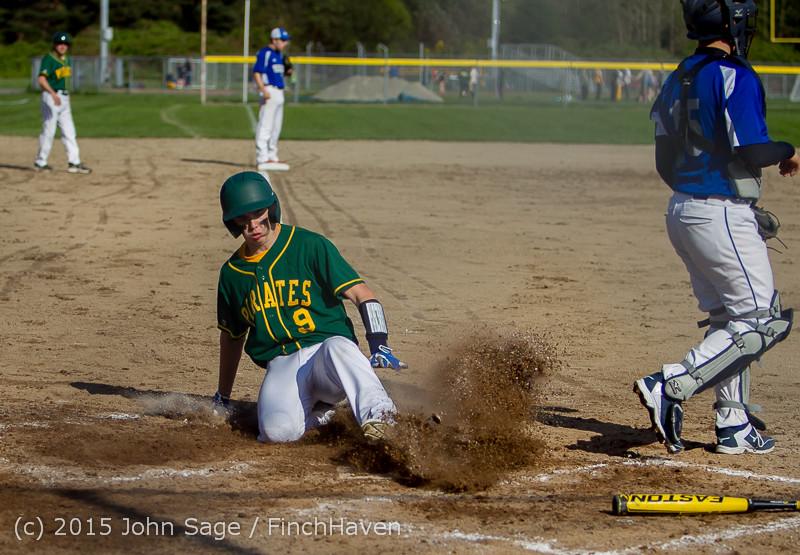 2549 Baseball v Belle-Chr 040215