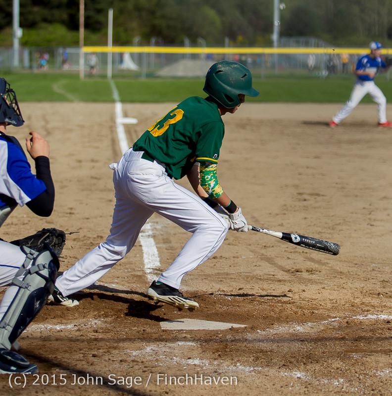 2577 Baseball v Belle-Chr 040215