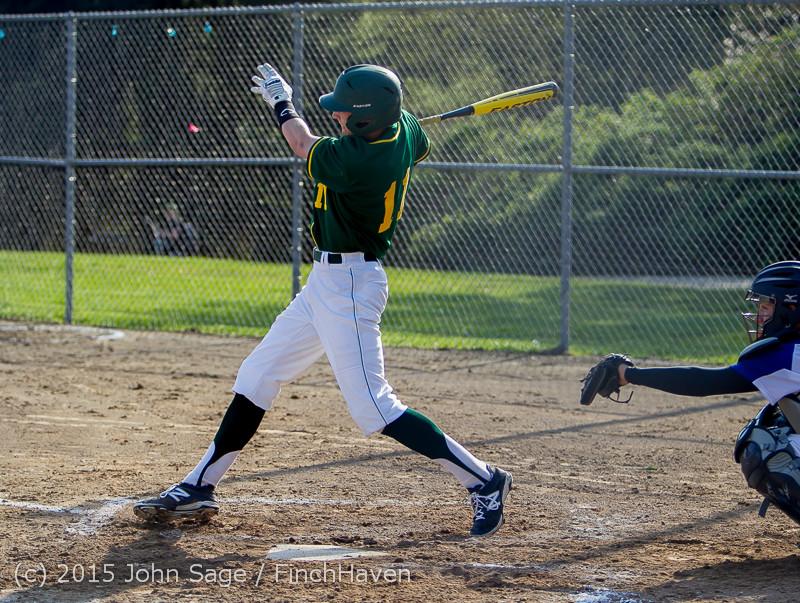 2708 Baseball v Belle-Chr 040215