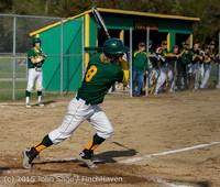 2770 Baseball v Belle-Chr 040215