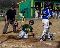 2916 Baseball v Belle-Chr 040215