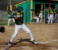 2930 Baseball v Belle-Chr 040215