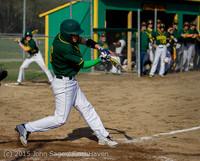 2933 Baseball v Belle-Chr 040215
