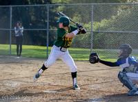 3142 Baseball v Belle-Chr 040215