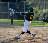 3145 Baseball v Belle-Chr 040215
