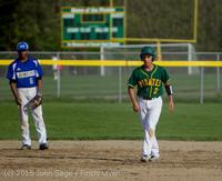 3200 Baseball v Belle-Chr 040215