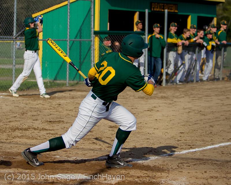 3233 Baseball v Belle-Chr 040215