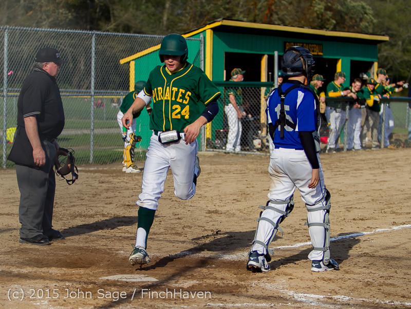 3308 Baseball v Belle-Chr 040215