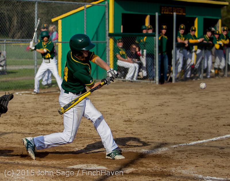 3376 Baseball v Belle-Chr 040215