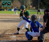 3671 Baseball v Belle-Chr 040215