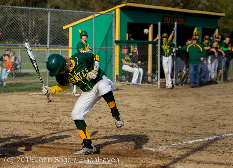 3695 Baseball v Belle-Chr 040215