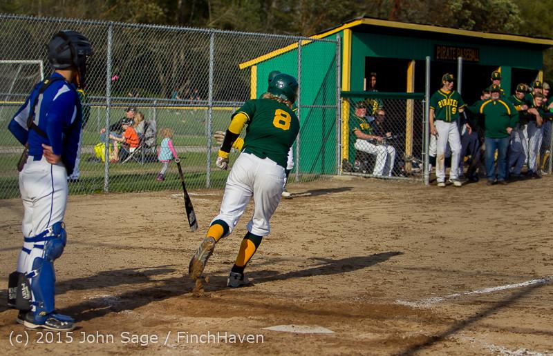 3705 Baseball v Belle-Chr 040215