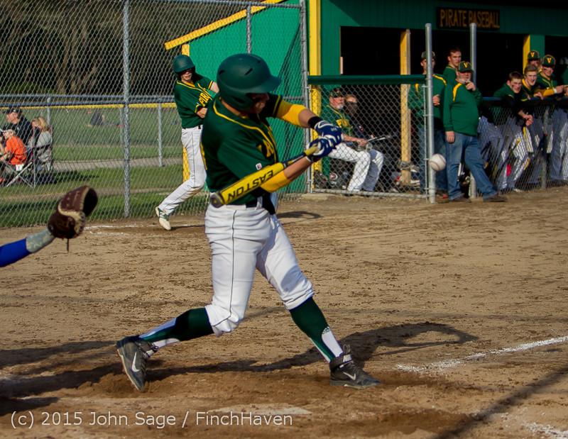 3743 Baseball v Belle-Chr 040215