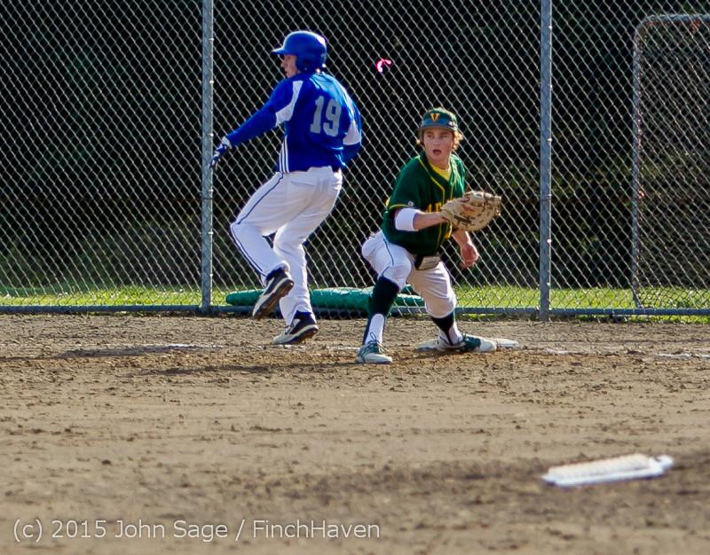 3846 Baseball v Belle-Chr 040215