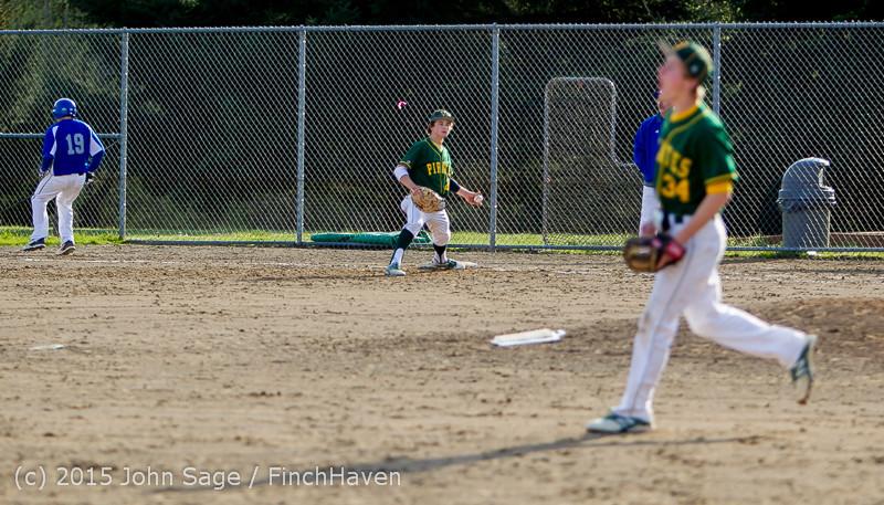 3854 Baseball v Belle-Chr 040215