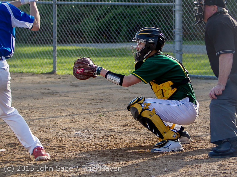 3909 Baseball v Belle-Chr 040215