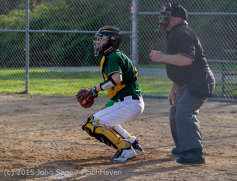 3916 Baseball v Belle-Chr 040215